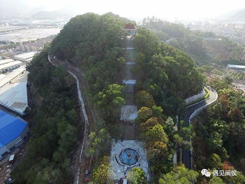好特别!梅州这座元素,富含汽车文化单位公园,就福州壹江南特色建筑设计景观是?图片