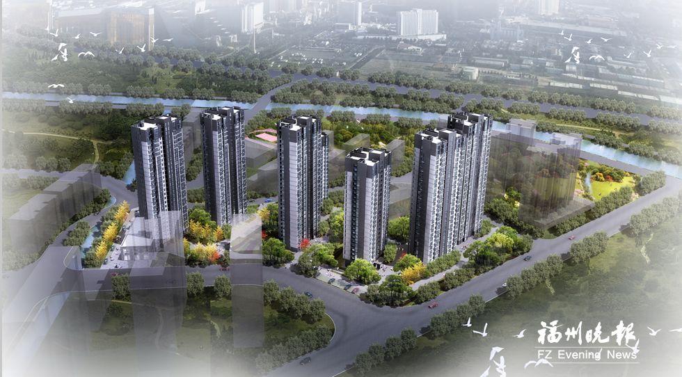 福州开建装配式高层住宅!高效环保,可抗8级地震!