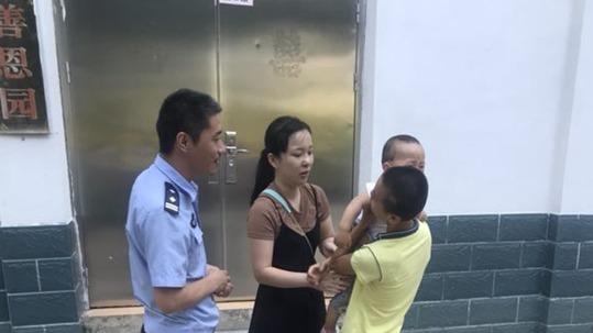 爸爸运毒判无期妈妈贩毒被捕 福州警方为1岁女童找家
