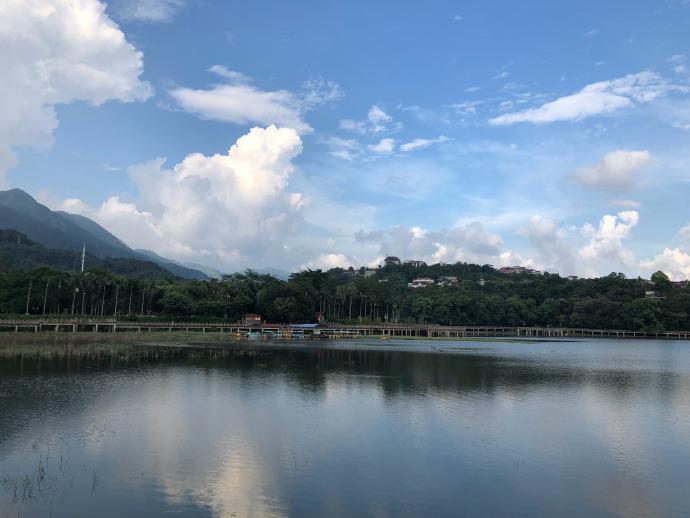 """福州国家森林公园(又名""""福州植物园"""")是福建省首家国家级森林公园,是"""