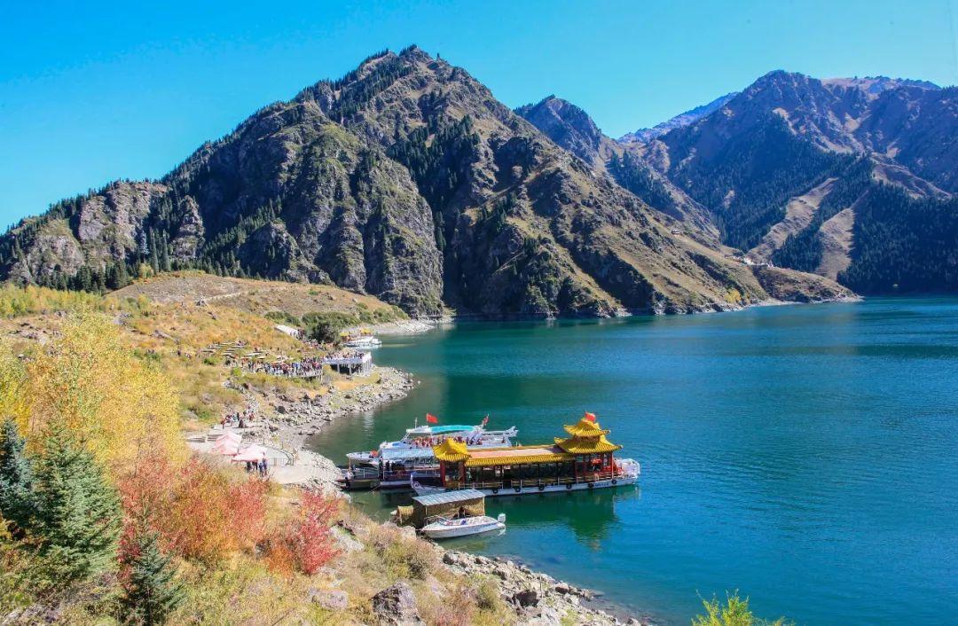 新疆天山天池 aaaaa景区