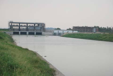 陈厝河治理将生态进行到底 下月示范段有望开放