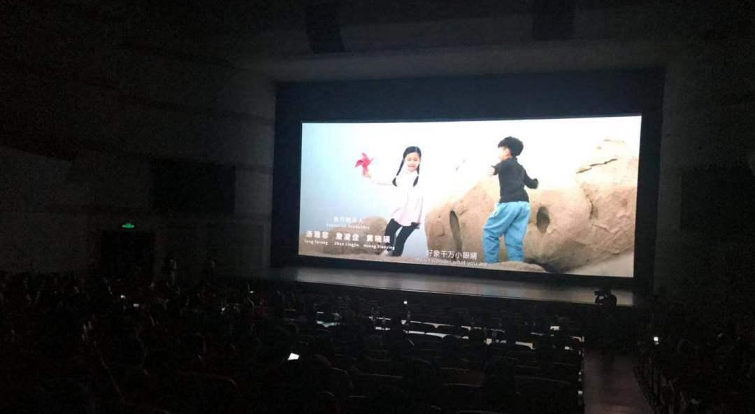 【关注电影节】青春励志电影《石头会唱歌》福