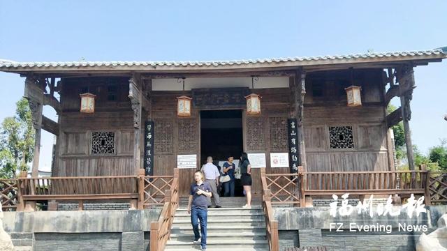 翠涛书院安家长乐 两百多年历史