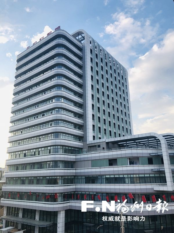 长乐区医院:稳步推进综合改革