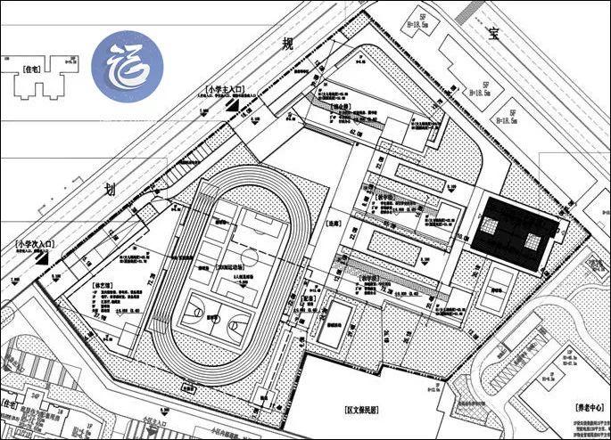 福州小学划片_福州这个片区将新改扩建两所小学!就在这里!