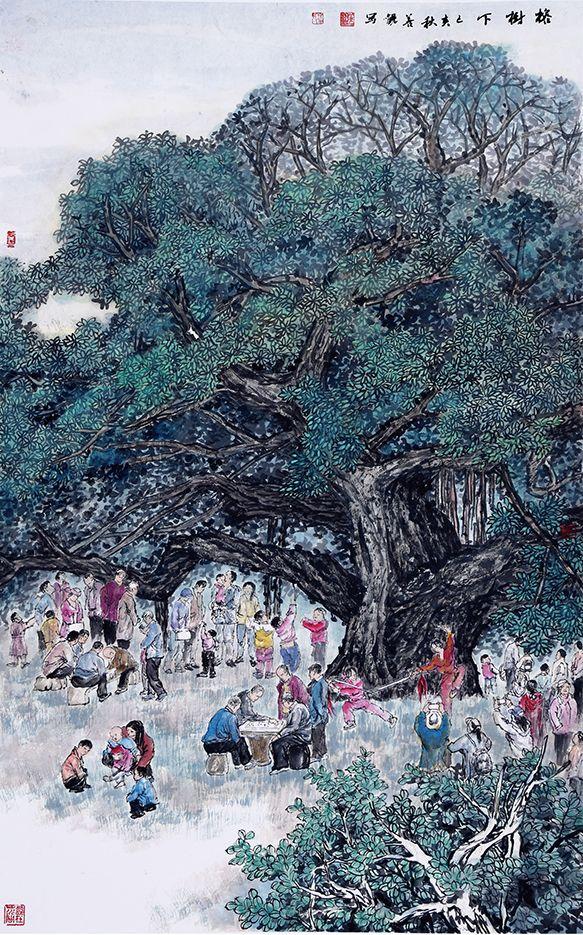 榕树之下   共享生态宜居的福州